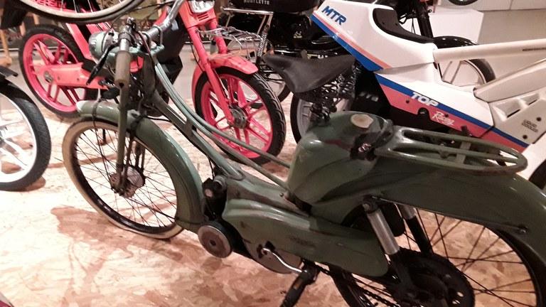Eibar motorised bicycles