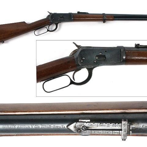 Tigre rifle