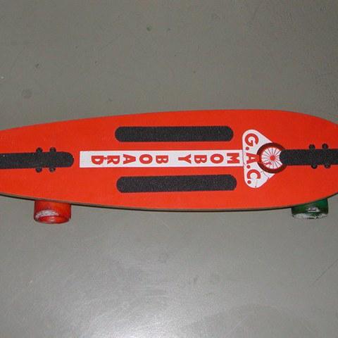 GAC skateboard