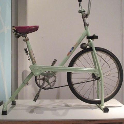 Bicicleta estática B.H.