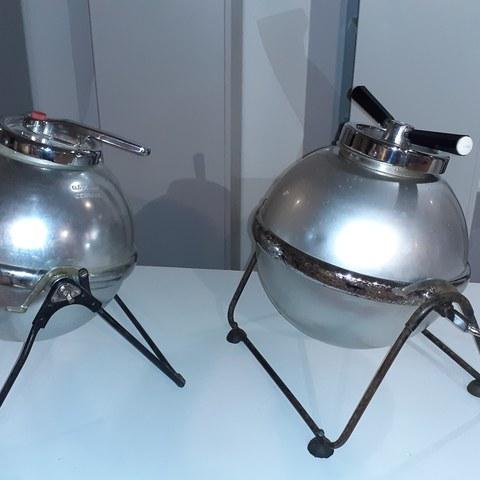 Lavadoras manuales Lume, años 60