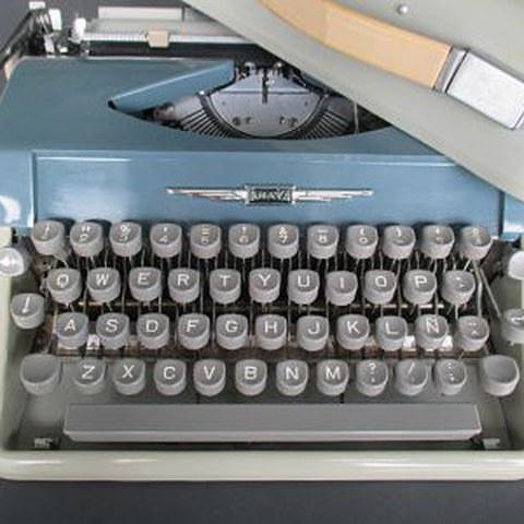 Máquina de escribir Amaya