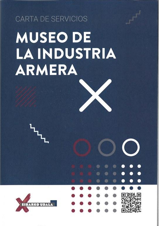 Carta de servicios Museo Armas Eibar