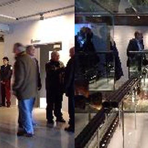 Exitoso comienzo del Museo de la Industria Armera