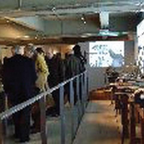 El Museo de la Industria Armera abre sus puertas