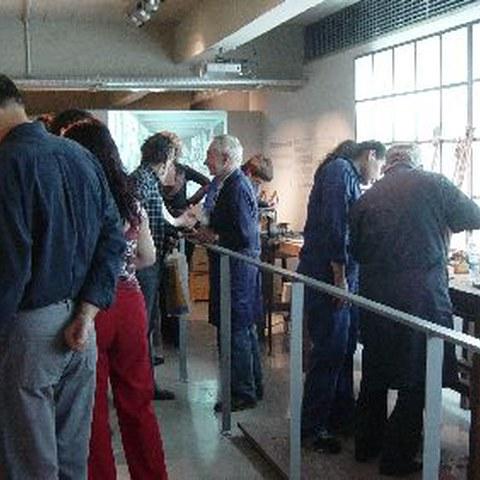 Continua la buena acogida del Museo de la Industria Armera