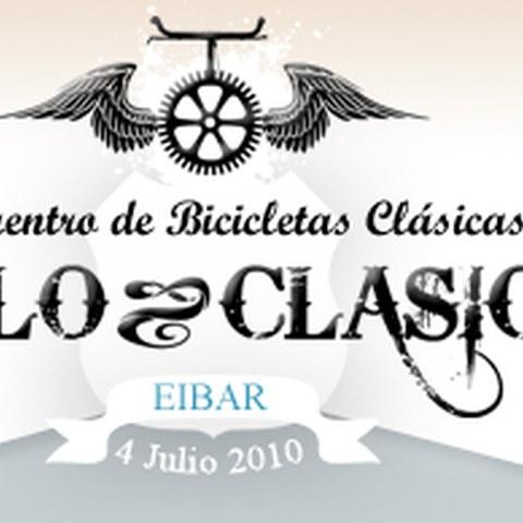 Encuentro CicloClásica de Bicicletas Clásicas en Eibar