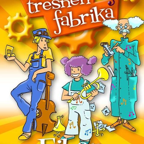 """Obra de teatro """"Musika Tresnen Fabrika"""" en el Museo de la Industria Armera de Eibar"""