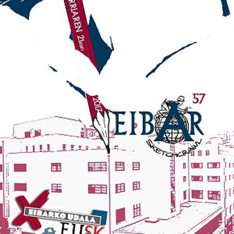 Eibar ciudad –taller bajo la mirada de los urban sketchers