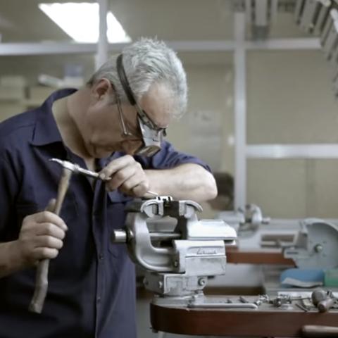 El Museo de la Industria Armera abre sus puertas por el día de Santa Bárbara