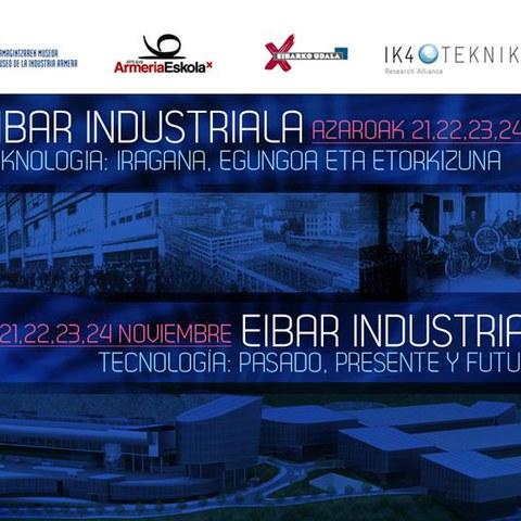 Eibar industriala