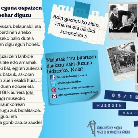 Maiatzak 18, Museoen nazioarteko Eguna