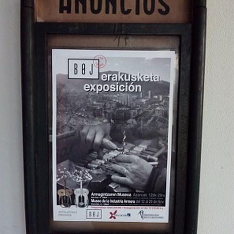'1905 BOJ 2015' aldi baterako erakusketa berria