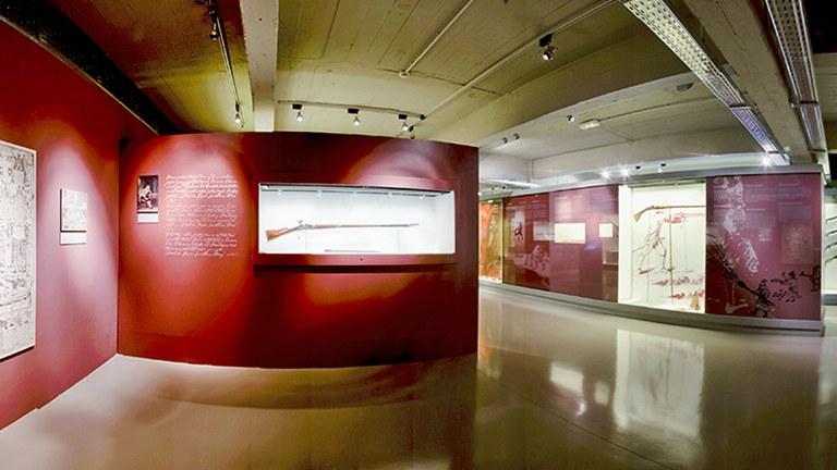 Les débuts de l'industrie des armes (XVI-XVIII)