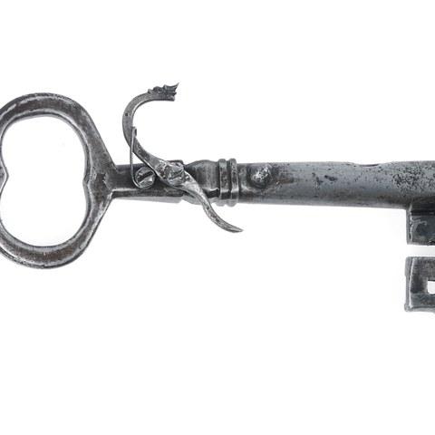 Clé-pistolet du XVIe siècle